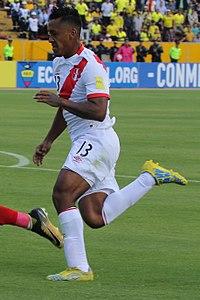 Renato Tapia ECUADOR VS PERU - RUSIA 2018 (37051721495) (cropped).jpg