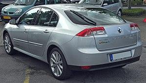 Renault Laguna III Phase I rear.JPG