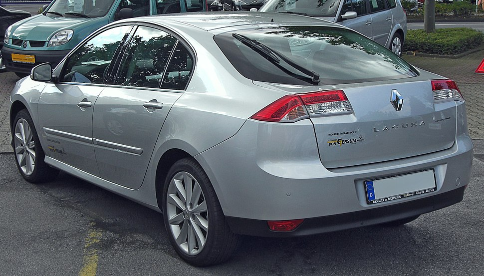 Renault Laguna Howling Pixel