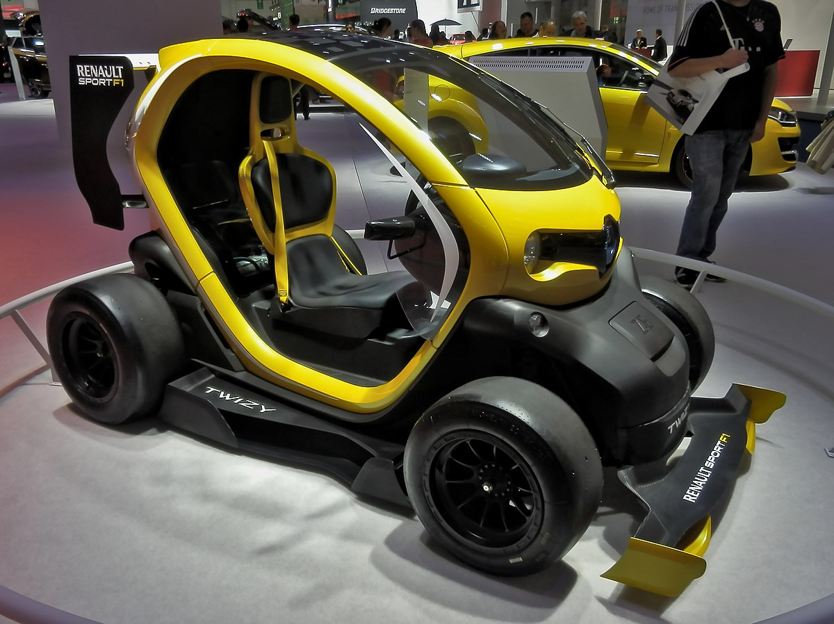 renault twizy sport f1 wikipedia. Black Bedroom Furniture Sets. Home Design Ideas