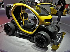 renault twizy wikip dia. Black Bedroom Furniture Sets. Home Design Ideas