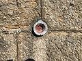 Repère Nivellement Église St Théodore - Domsure (FR01) - 2020-09-15 - 1.jpg