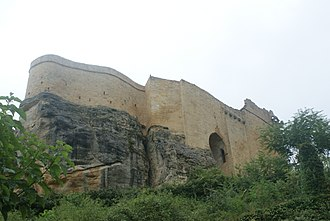 Périgord noir - Remnants of Château de Carlux