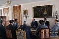 Reunión del Canciller Falconí con delegación de Libia (4093021764).jpg