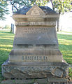 Rev. George Fisher Linfield grave.jpg