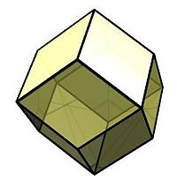 Polyhedron Catalan Solids | RM.
