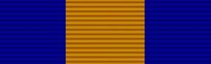 Merit Medal in Silver - Merit Medal in Bronze (MMB)