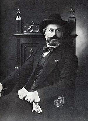 Ricciotto Canudo - Ricciotto Canudo, ca.1912