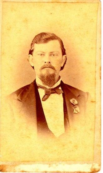 Richard Cleveland Drew - Judge Richard Cleveland Drew (prior to 1900)