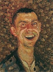 Ричард Герстль - Selbstbildnis, lachend - 4035 - Österreichische Galerie Belvedere.jpg