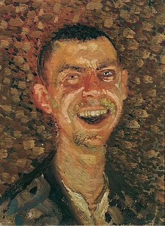 Richard Gerstl - Selbstbildnis, lachend - 4035 - Österreichische Galerie Belvedere.jpg