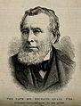 Richard Quain. Wood engraving by (R. T.), 1898. Wellcome V0004831.jpg