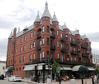 Burlington vermont wikipedia for Building a house in vermont