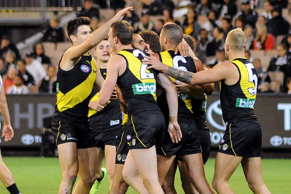 2017 Richmond Football Club season - Wikipedia