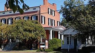 Riddick House (Suffolk, Virginia) - Image: Riddick's Folley