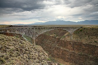 Rio Grande Gorge Bridge - Rio Grande Gorge Bridge