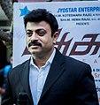 Riyaz Khan at the Aagam Audio Launch.jpg