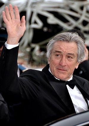 2011 Cannes Film Festival - Robert De Niro, 2011 Jury President