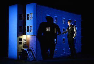 Robert Lepage - Robert Lepage's 887 (Photo courtesy of Ex Machina)