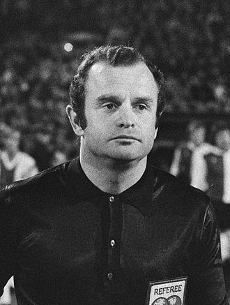 Robert Wurtz (referee) - Robert Wurtz in 1976