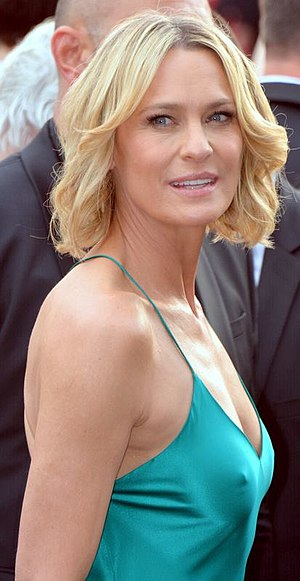 Robin Wright - Wright in Cannes, 2017