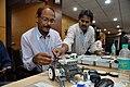 Robot Testing Session - Workshop on Organising Indian and World Robot Olympiad - NCSM - Kolkata 2016-03-08 2381.JPG