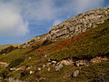 Rocks and sky - geograph.org.uk - 580653.jpg