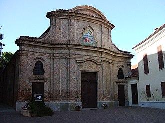 Roddi - Parish church of Santa Maria Assunta