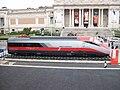 Roma E404 in esposizione vista laterale 2011.jpg