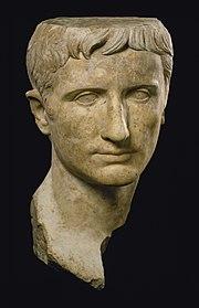 Roman - Portrait of Emperor Augustus - Walters 2321