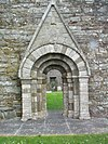 Romanesque Doorway Killishen - geograph.org.uk - 425807.jpg
