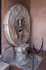 Rome (IT), Bocca della Verità -- 2013 -- 3479