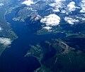 Romsdalsfjorden with Åndalsnes.JPG