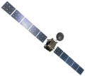Artist's rendering of the European Space Agency's Rosetta probe