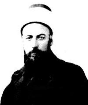 Haji-Mirza Hassan Roshdieh - A Photograph of Hassan Roshdieh