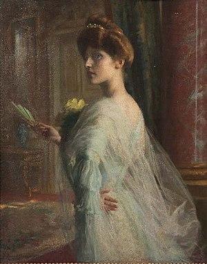 Édouard Rosset-Granger - Image: Rosset Elégante