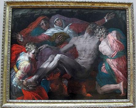 Rosso fiorentino, pietà, 1530-40 ca. 01.JPG