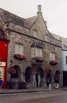 2862201535 Rothe House on Parliament Street in 1998