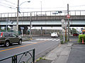 Route 246 and Tokyo prefectural road route 141 jct.jpg