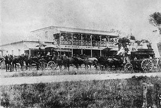 Tingalpa, Queensland - Royal Mail Hotel, 1893