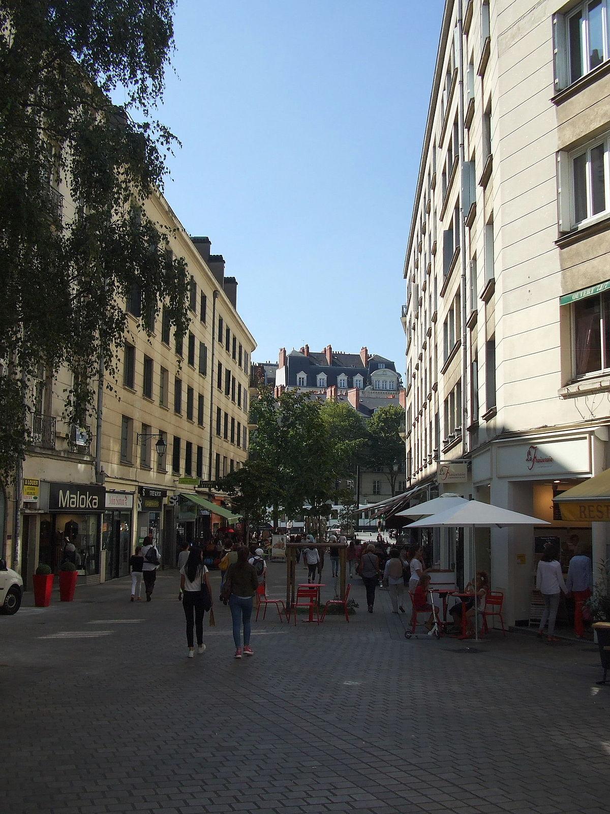 Rue des halles nantes wikip dia - Lapeyre rue des halles ...