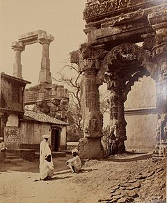 Ruins of Rudra Mahalaya at Siddhapur Gujarat India.jpg