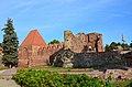 Ruiny Zamku Krzyżackiego w Toruniu.jpg