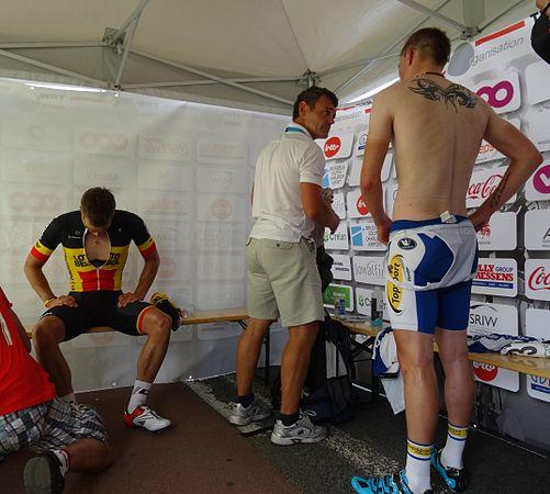 Rumillies (Tournai) - Tour de Wallonie, étape 1, 26 juillet 2014, arrivée (B11).JPG