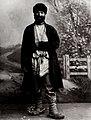 Russischer Photograph um 1890 - Bauer aus dem Gouvernement Rjazan', der als Abgesandter in der Staatsduma diente (Zeno Fotografie).jpg