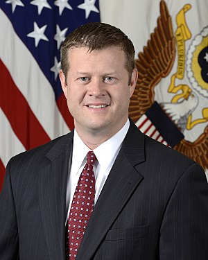 United States Under Secretary of the Army - Image: Ryan Mc Carthy Under Secretary of the Army