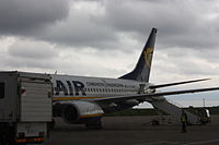 EI-DWE - B738 - Aero-Service