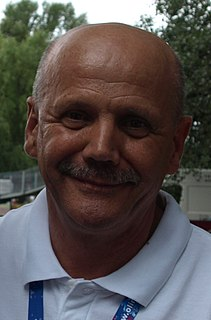 Ryszard Podlas Polish sprinter