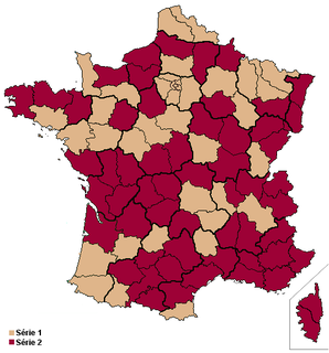 French senate elections