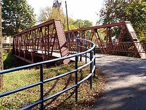 Starke County Bridge No. 39 - Image: SCB39 Bridge 39 PA090093